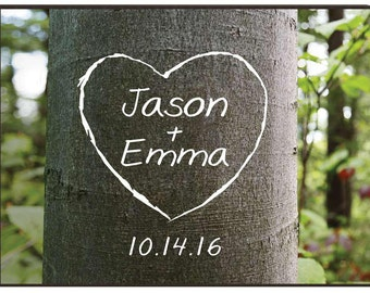 Custom Tree Art Lithograph Plaque - Personalized Sign - Engraved Painted Sign - Wedding Gift - Vintage Wall Sign - Housewarming Gift