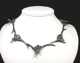 Antler Collar necklace