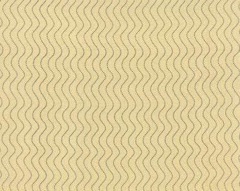 Sturbridge by Kathy Schmitz - Waves Cream w/Navy - Moda 6076 15