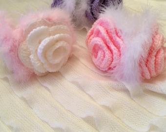 Flower Earmuffs