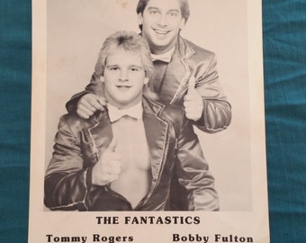 The Fantastics, Tommy Rogers and Bobby Fulton