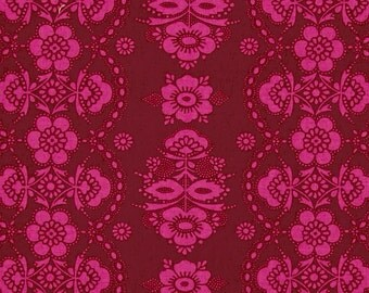 50084-   Jennifer Paganelli - Color Brigade PWJP114  - McLisa in Maroon  color -1 yard