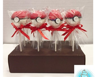 Character Ball Cake Pops