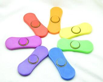 High Speed Spinners : 3D printed, customizable hand-held fidget