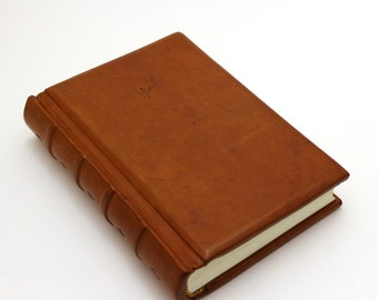 Old Style Brown Leather Journal
