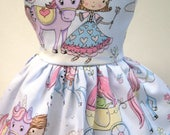 Glitter Kingdom, Sleeveless Dress for your 18 Inch Doll D