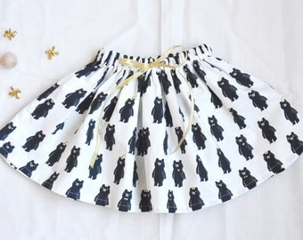 Size 2 toddler Full Skirt With Elastic band