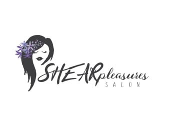 Premade Logo Salon Logo Spa Logo Beauty Parlor Logo Hairstylist Chic Photography Logo and Watermark Predesigned Logo Business Branding