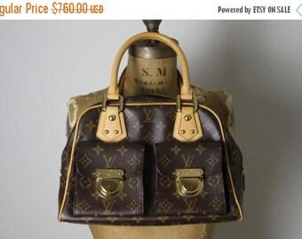 on sale Louis Vuitton Monogram Manhattan PM