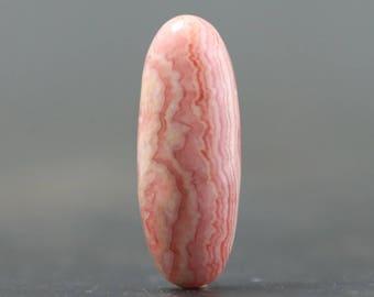Gem Rhodochrosite Designer Gemstone Natural Cabochon Pendant & Jewelry Stones Polished Rocks (CA8426)