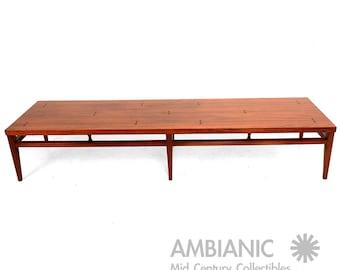 Mid-Century Coffee Table by Lane, Paul McCobb Era