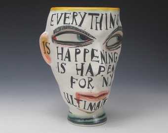 Nice Thoughts Cup