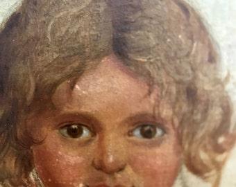 Antique Painting / portrait