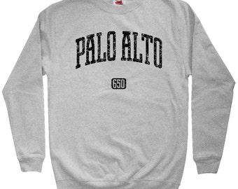 Palo Alto 650 California Sweatshirt - Men S M L XL 2x 3x - Crewneck, Gift For Men, Her, Silicon Valley Sweater, Palo Alto Sweater, Cali