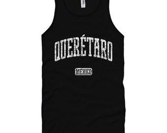 Queretaro Mexico Tank Top - Unisex XS S M L XL 2x Men and Women - Gift for Men, Her, Queretaro Tank Top, Mexicano, Santiago de Queretaro FC
