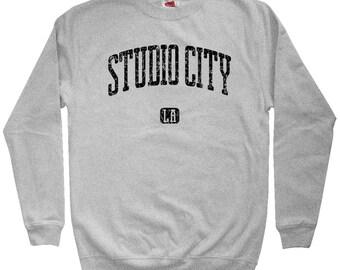 Studio City Los Angeles Sweatshirt - Men S M L XL 2x 3x - Crewneck, Gift For Men, Gift for Her, Studio City Sweatshirt, LA, Tv Fan, Film Fan