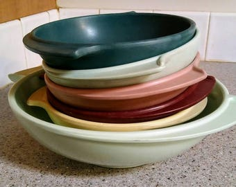 Boonton Bowl Set