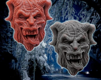 Krampus Two Soap Gift Set Vegan Shea Butter & Activated Charcoal