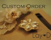 Custom order for Jayne