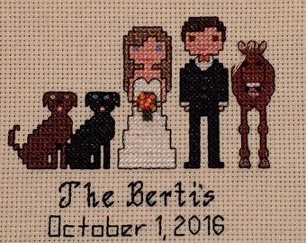 Custom Family/Couple/Special Occasion Portrait - Made To Order