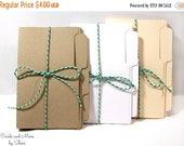 ON SALE Mini Tri-cut File Folder - Junk Journal Folders - Scrapbooking Folders - Planner Folders