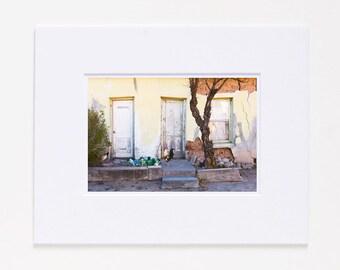 Dallas Street Rooster Marfa Texas Fine Art Photography Print SALE