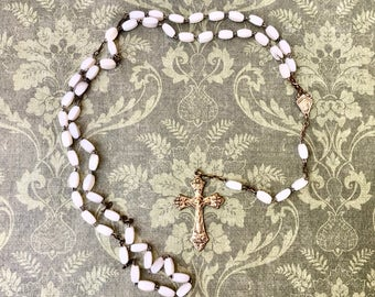 Lovely Vintage Rosary for Parts or Project