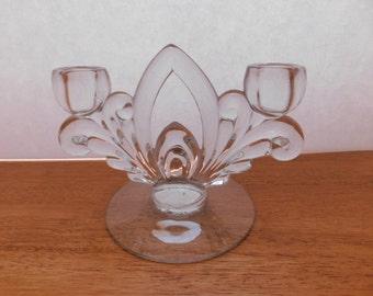 Art Deco Candelabra - Very Cool Design