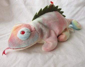 Vintage Beanie Baby 1997 Iggy the Iguana