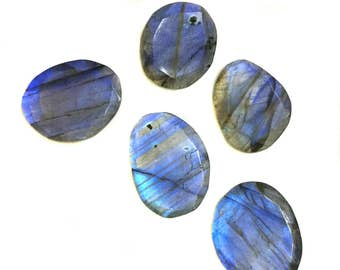 Spectrolite Labradorite Free form Faceted Gemstones lot for jewelry making pendants rings necklaces finegemstone wholesale supplier