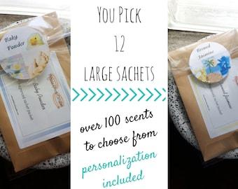 Sachet Samplers