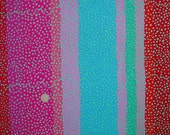 LAST ONES!!  1/2 Yard Kaffe Fassett Fabric - 100% Cotton Quilt Fabric - Ombre - Red - GP117