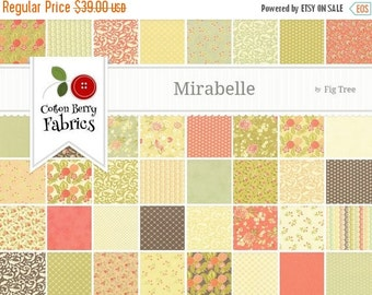 SALE Mirabelle Layer Cake by Fig Tree & Co. for Moda - One Layer Cake - 20220LC