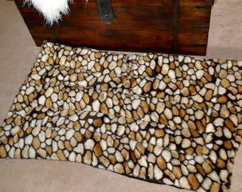 Large crate mat