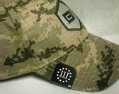 Brim-It Hat Clip- 3 Percent