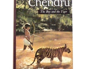 Chendru The Boy and The Tiger