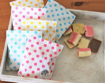 Surprise Bag - Mini Artisan Soaps - Assorted Soaps - Travel Size - Guest Soap