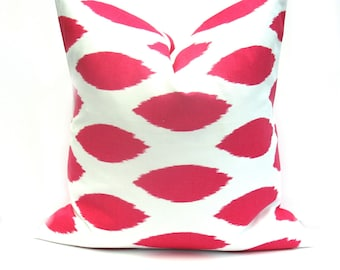 PINK PILLOW, Decorative pillow covers, Pink Pillow cover ,accent pillow, pillow sham, Throw Pillows - Cushion covers - Girls room
