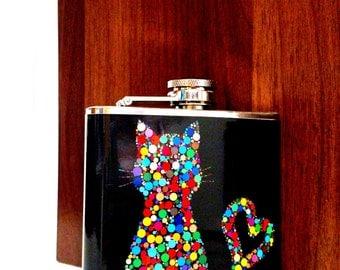Cat Flask : Dark Night