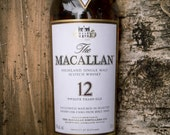 Title:Macallan 12 Fire Wood