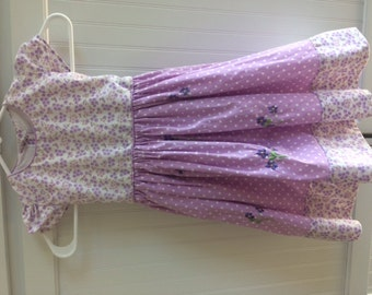 Little girls vintage dress size 3