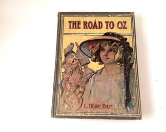 The Road to Oz, L Frank Baum, 1909
