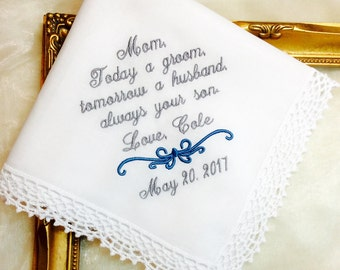 Mother of the Groom Gift-Gift Mother in Law-Grooms Mom-Gift from Groom-Wedding Gift-Gift for Mom-Gift for Groom To Give Mom-TODAY A GROOM