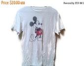 SALE Disney Mickey Mouse t shirt unisex s m l