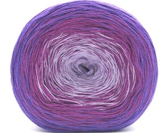 Transitions 3-Ply Laceweight Cotton Acrylic Shawl Yarn Color 21