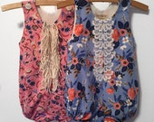 Reserved listing ( rompers )