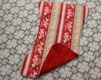 Bone-Shaped Cotton Burp Cloths