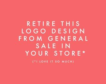 Retire A Logo