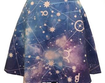 Astrological Skater Skirt