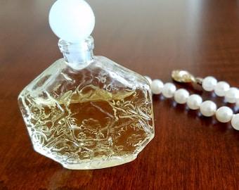 Vintage J.C. Brosseau Miniture Perfume Bottle - Ombre Rose, Jean Charles Brosseau Perfume - Miniture Parfume Bottle  Made in Paris France